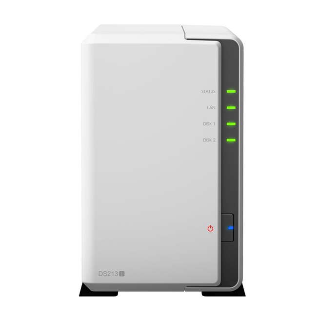 Synology Diskstation DS213j front